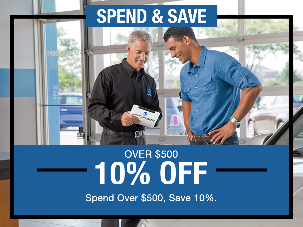 Spend & Save Special I-5 Chrysler Dodge Jeep RAM Chehalis, WA