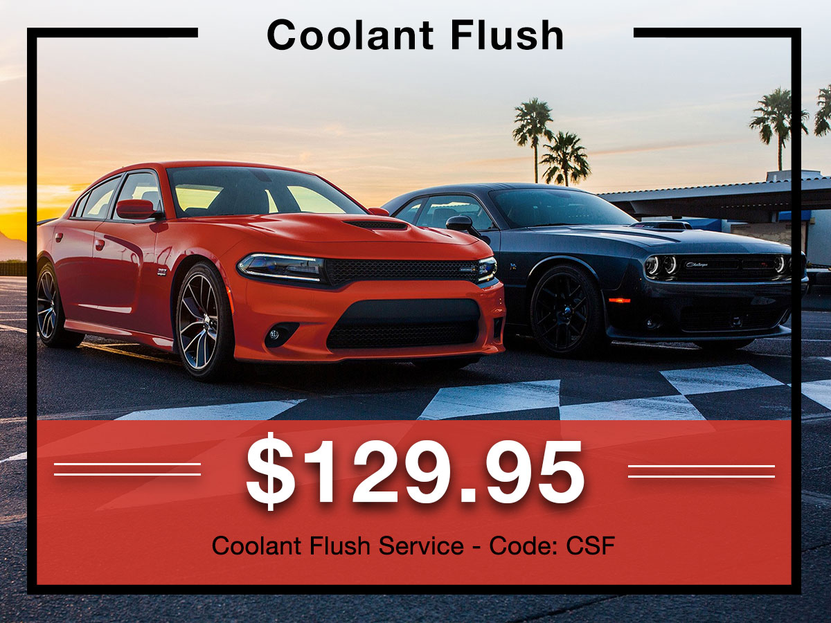 Coolant Flush Service in Topeka, KS