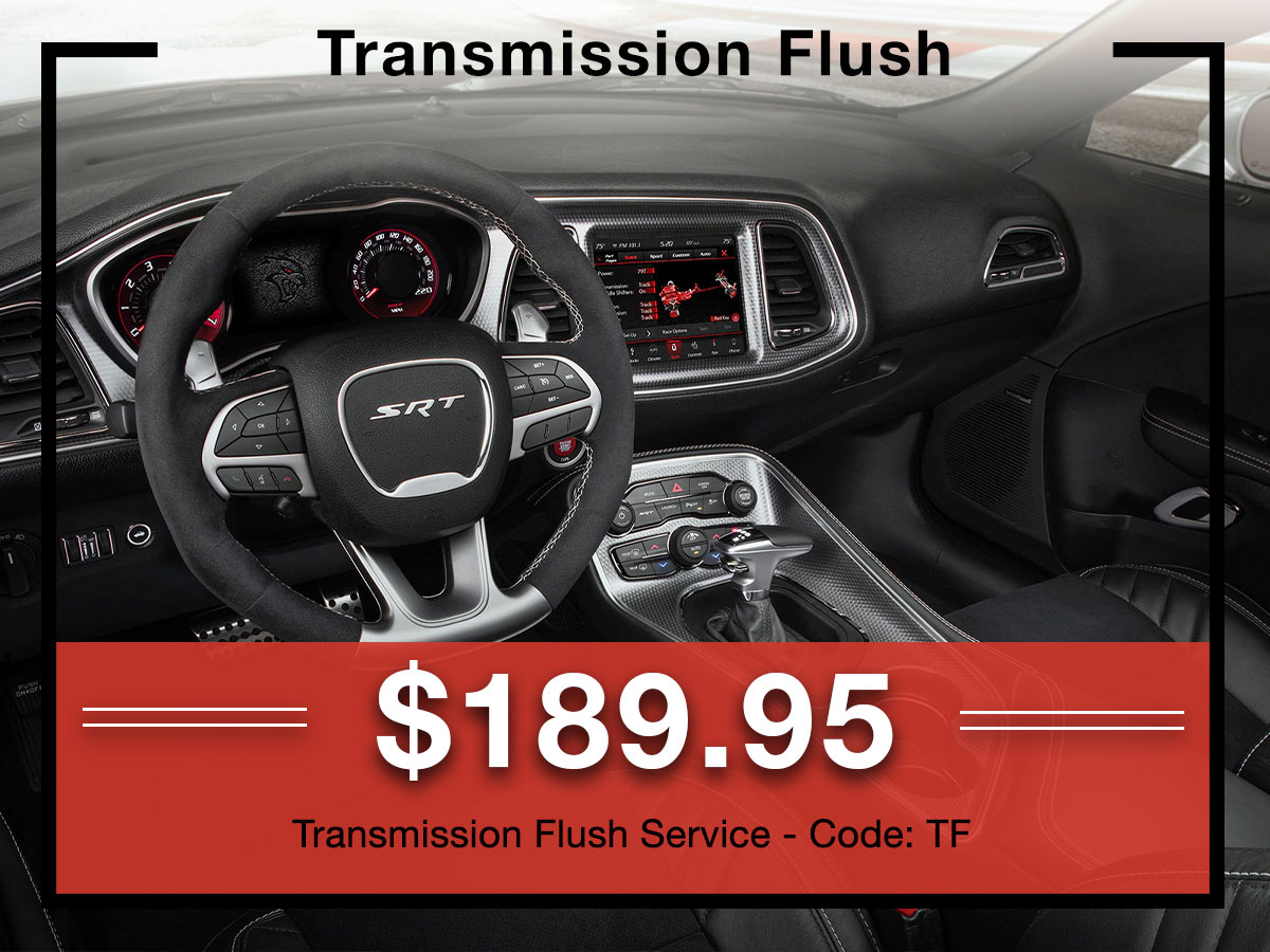 Transmission Flush Service Topeka, KS