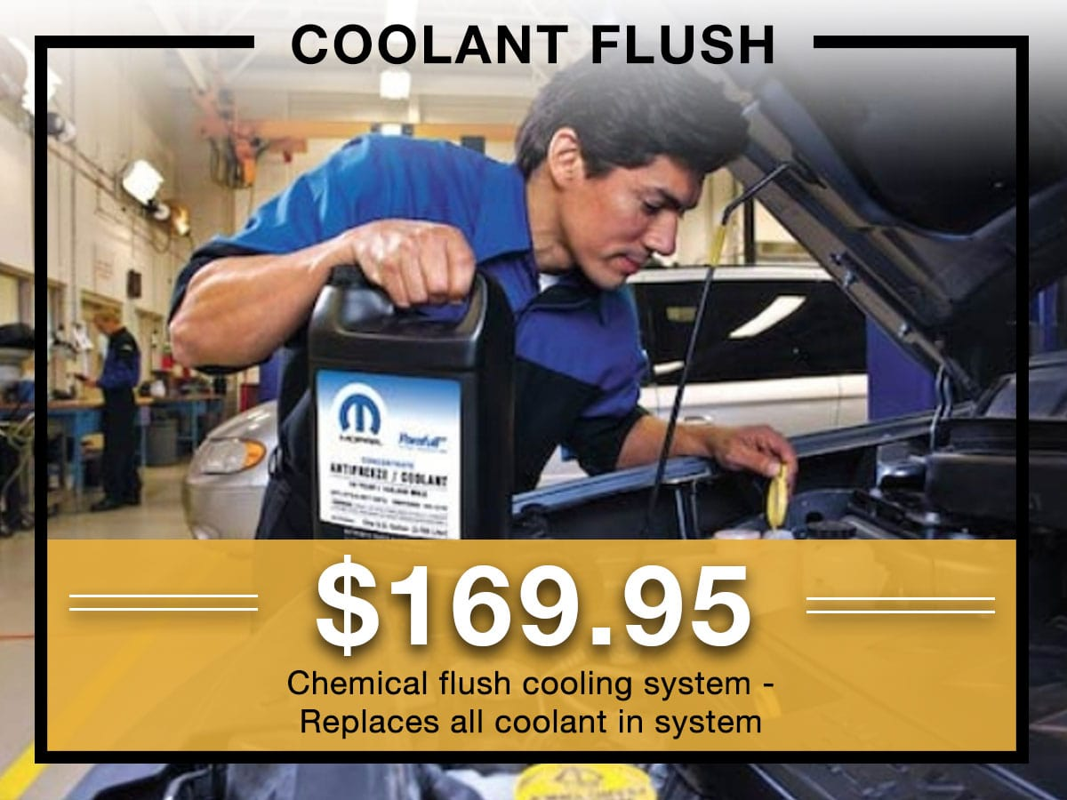 Cooling System Service Milwaukee, WI