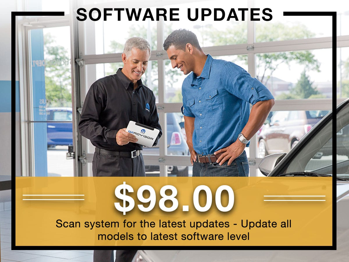 Software Updates Milwaukee, WI