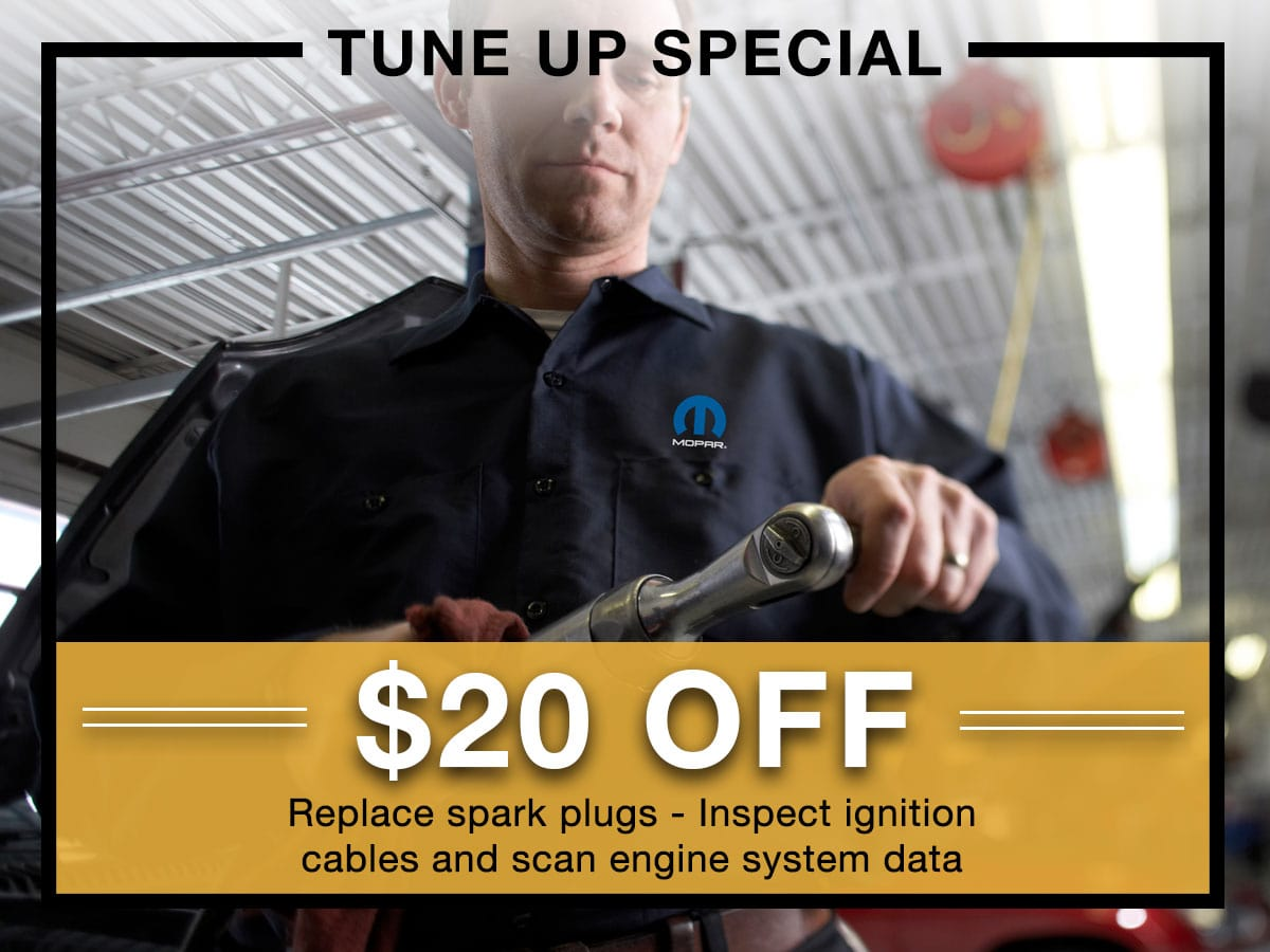 Tune-Up Special Milwaukee, WI