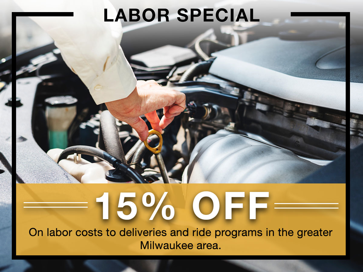 Labor Special Coupon Milwaukee, WI