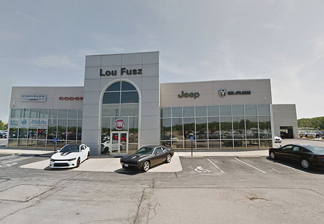 Lou Fusz CDJR Service Department