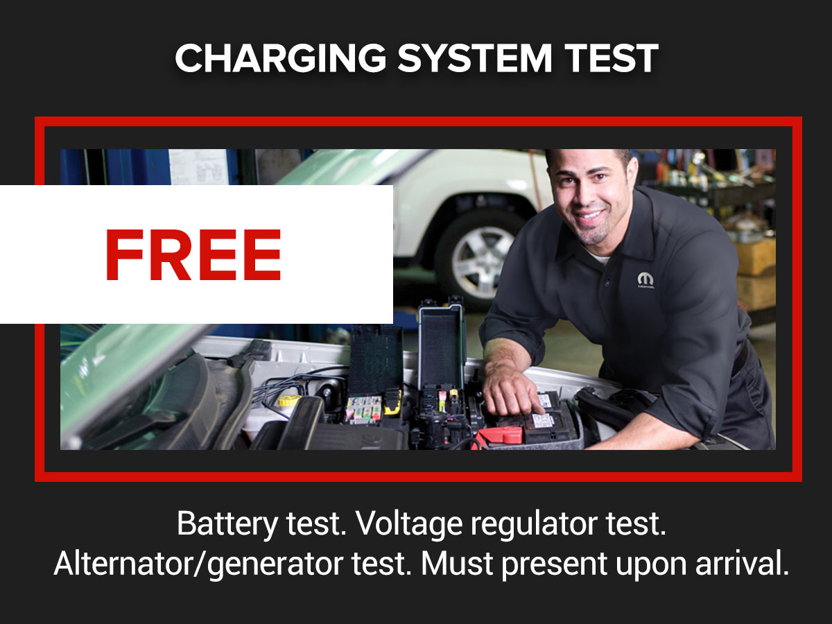 Service Battery Charging System >> Battery Charging System Testing Service Jerseyville Il