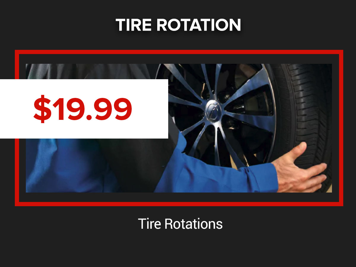 Tire Rotation Service Coupon Jerseyville Mo Marty Cancila