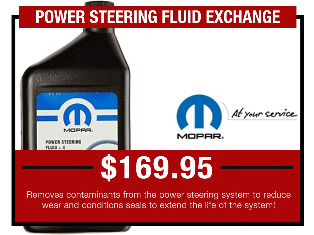 Naperville Power Steering System Flush, Fluid Exchange, and Conditioning Service Special in Naperville, IL