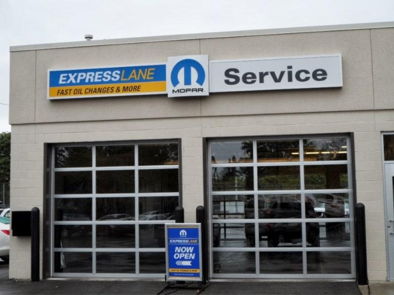 Ray Laethem CDJR Mopar Express Service