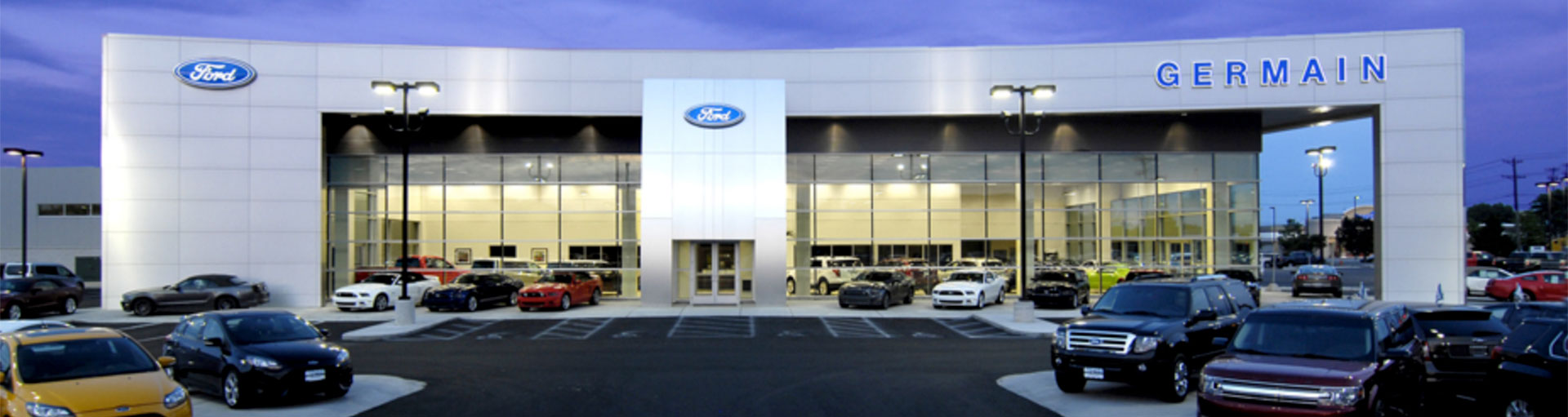 Germain Ford Accessories Department