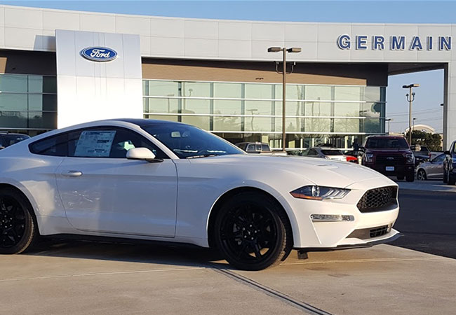 Germain Ford of Columbus Service Department