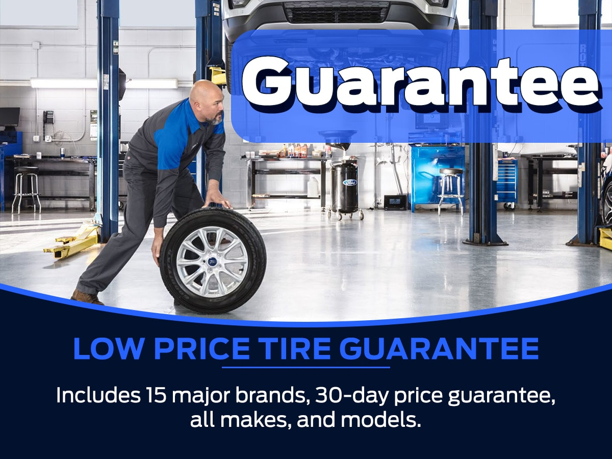 Tire Price Match Guarantee Special Coupon