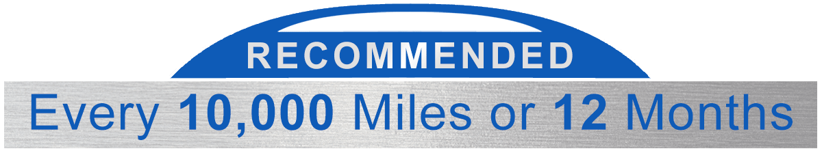 Awesome Ford Recommended Every 10,000 Miles or 12 Months