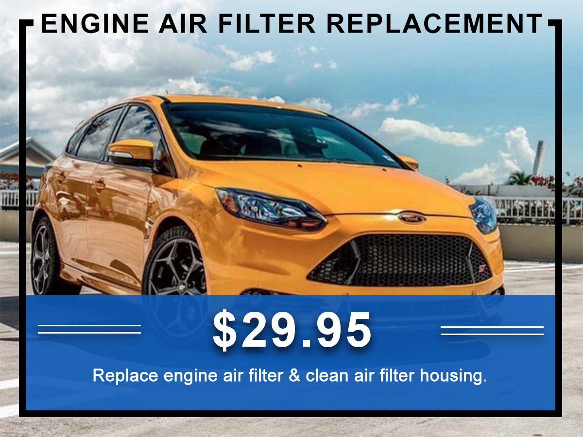 Awesome Ford Engine Air Filter Coupon