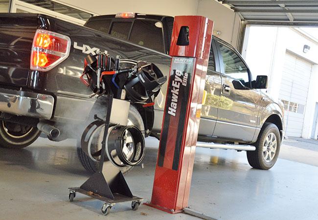 Tire Rotation Service   Tindol Ford Gastonia, NC
