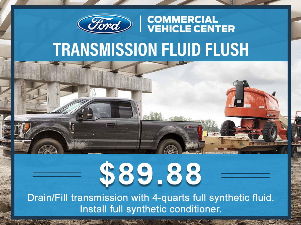 Vehicle Transmission Fluid Flush In Gastonia Nc Tindol Ford