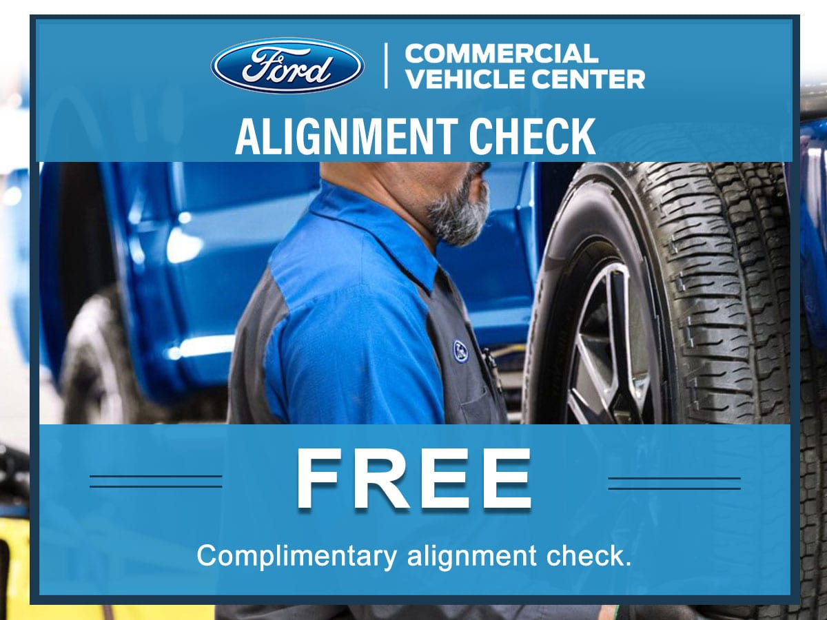 Ford Alignment Check in Gastonia, NC | Tindol Ford