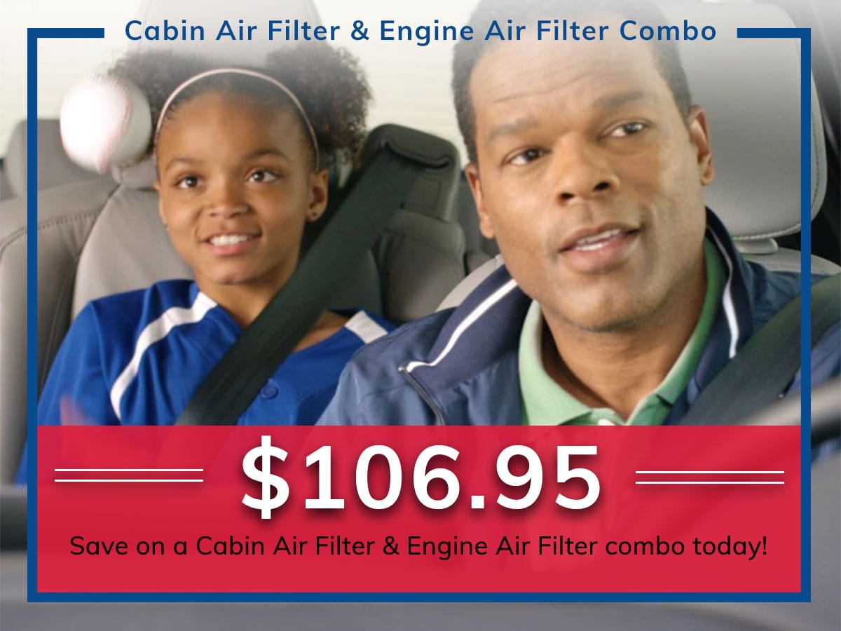 Freedom Honda Cabin and Engine Air Filter Coupon