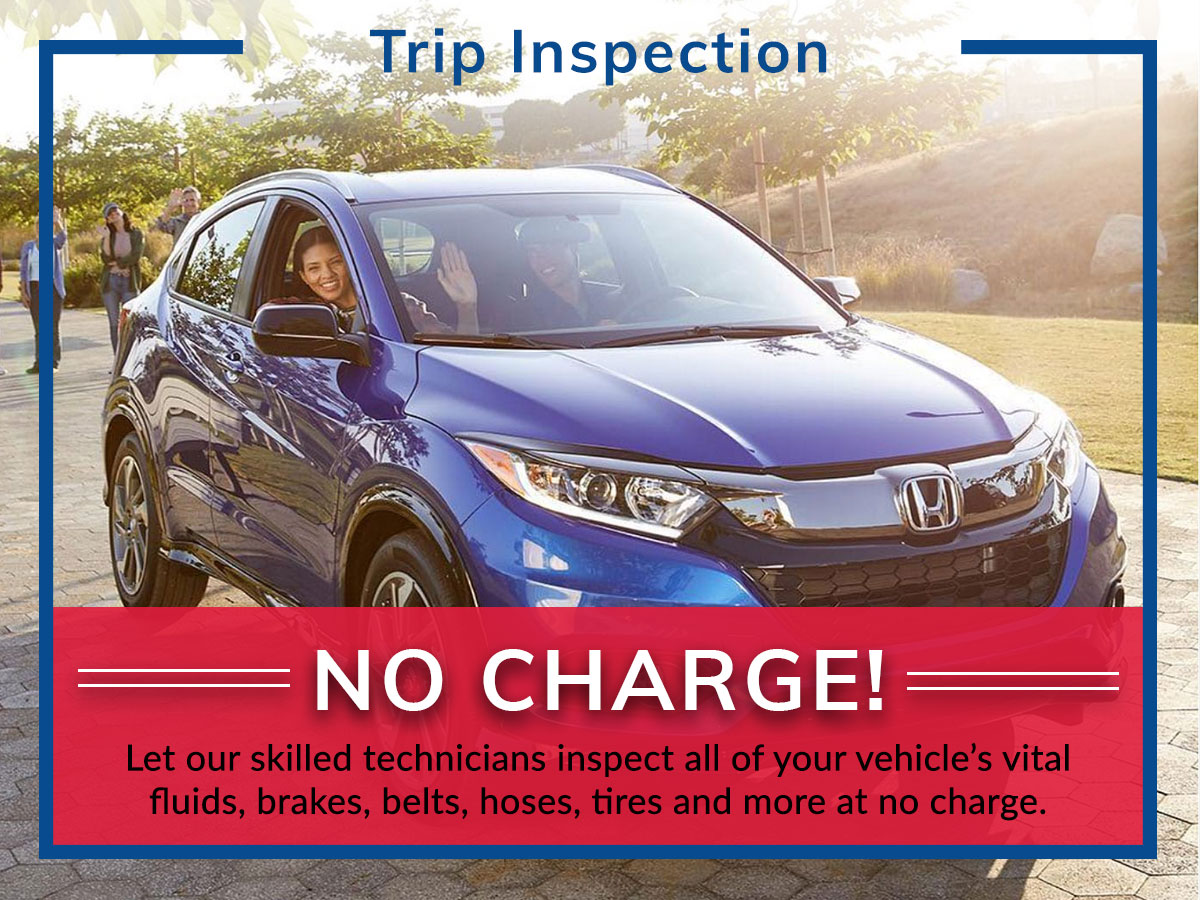 Honda Multi Point Inspection Service Coupon Discount Special
