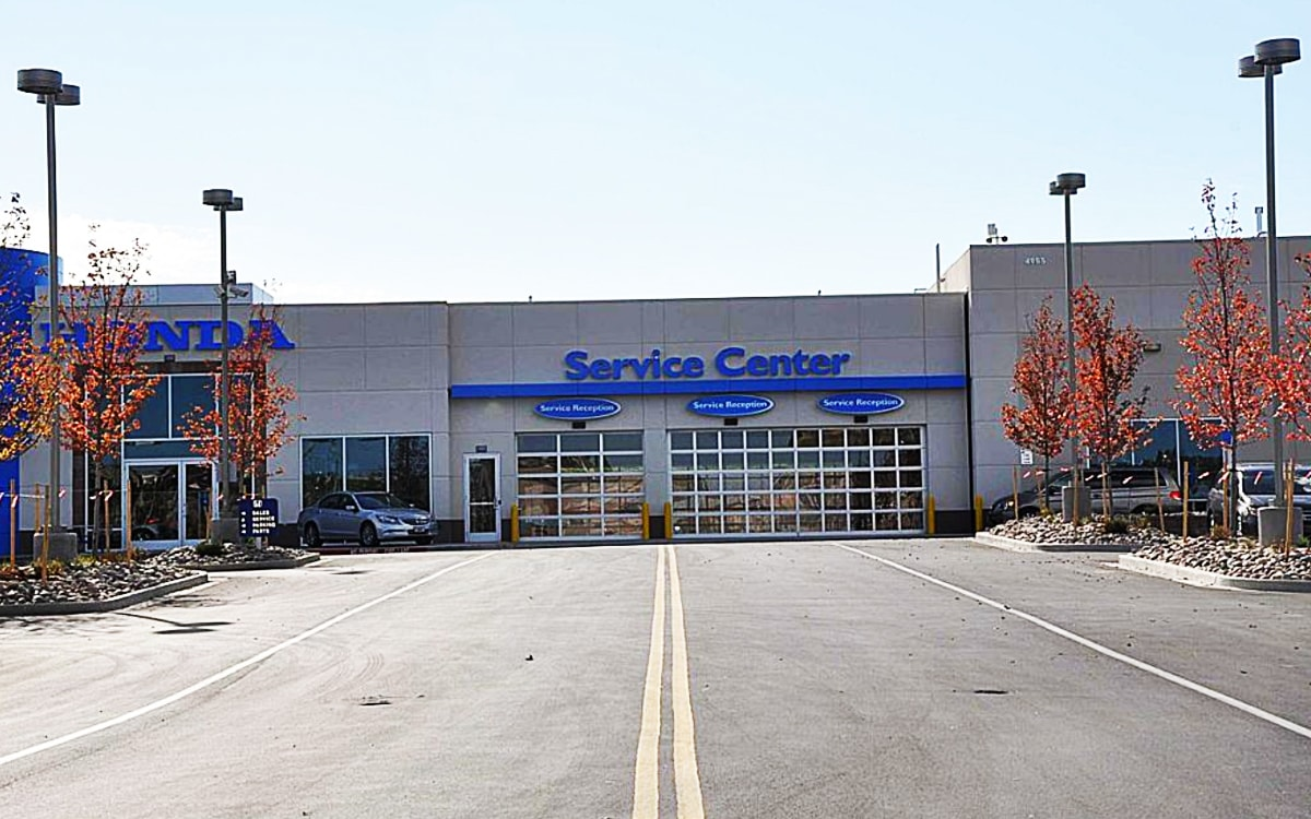Freedom Honda Service Center