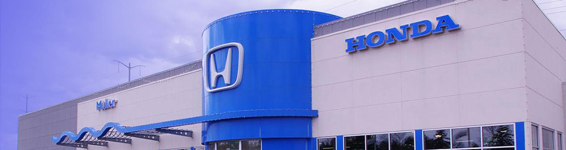 Muller Honda Service Center