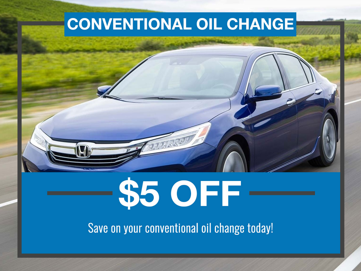 "Conventional Oil Change Special Coupon""rel="