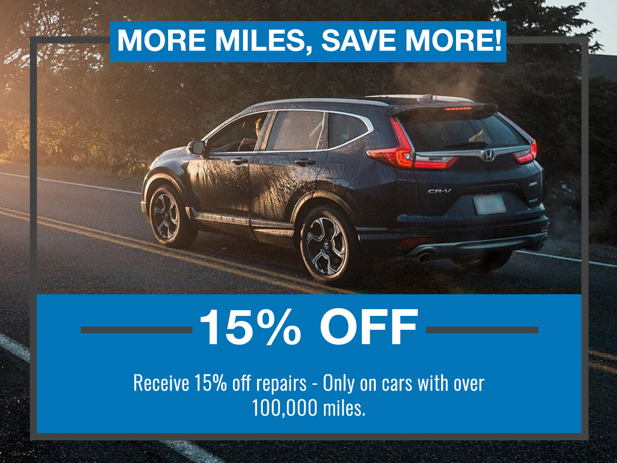 More Miles, Save More Special Coupon