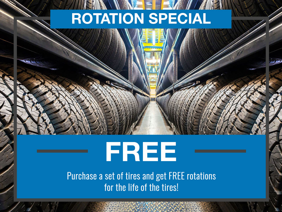 """Rotation Service Special Coupon"
