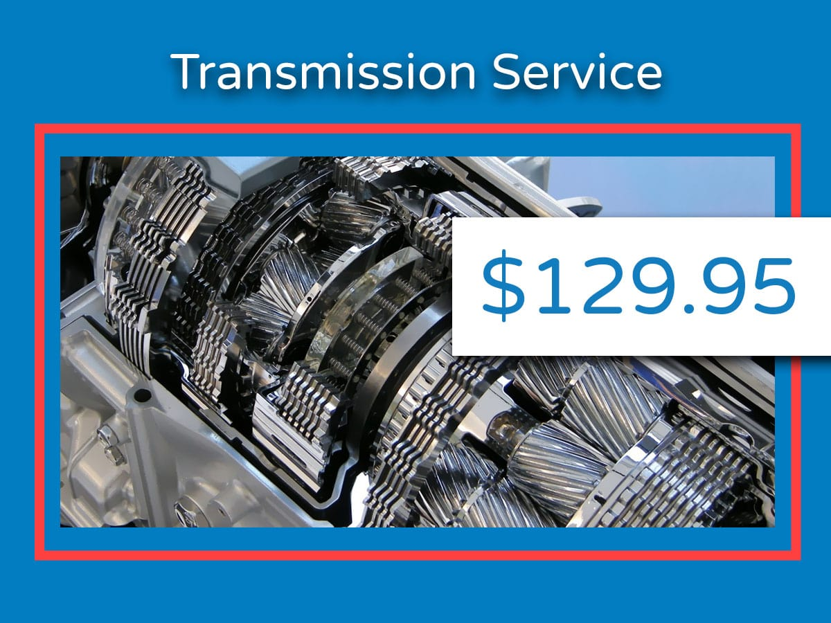 Honda Automatic Transmission Service Coupon