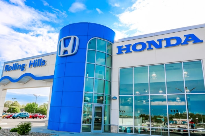 Rolling Hills Honda Service Department Dealership