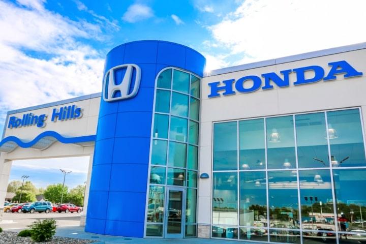 Rolling Hills Honda Service Department Dealership
