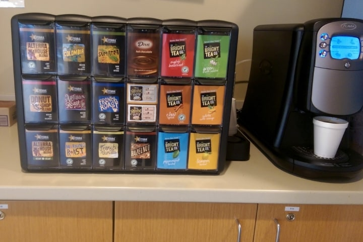 Rolling Hills Honda Service Department Coffee & Refreshments