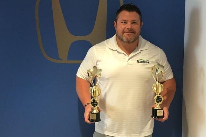 Rolling Hills Honda Award Winning Service Department