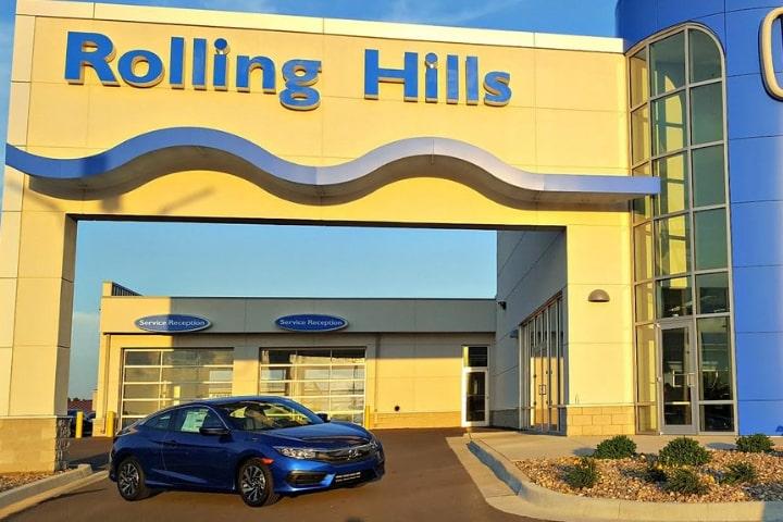 Rolling Hills Honda Service Drive
