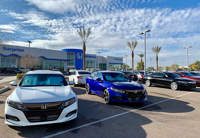 Surprise Honda Dealership
