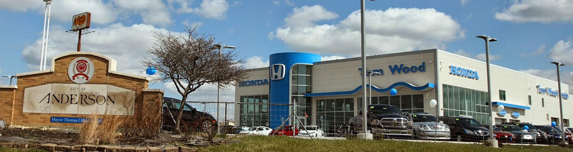 Tom Wood Honda Parts Department