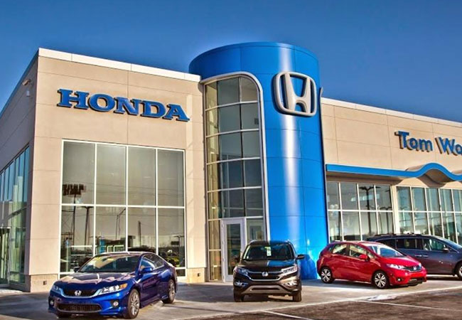 Tom Wood Honda of Anderson Service Center