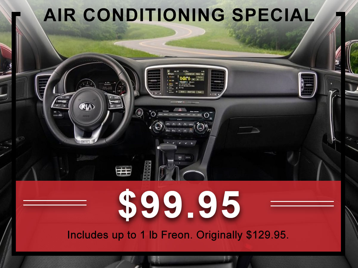 Kia Air Conditioning Service Coupon | Allentown, PA