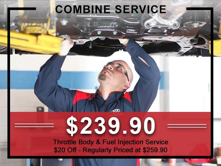 Kia Combine Service Coupon | Allentown, PA