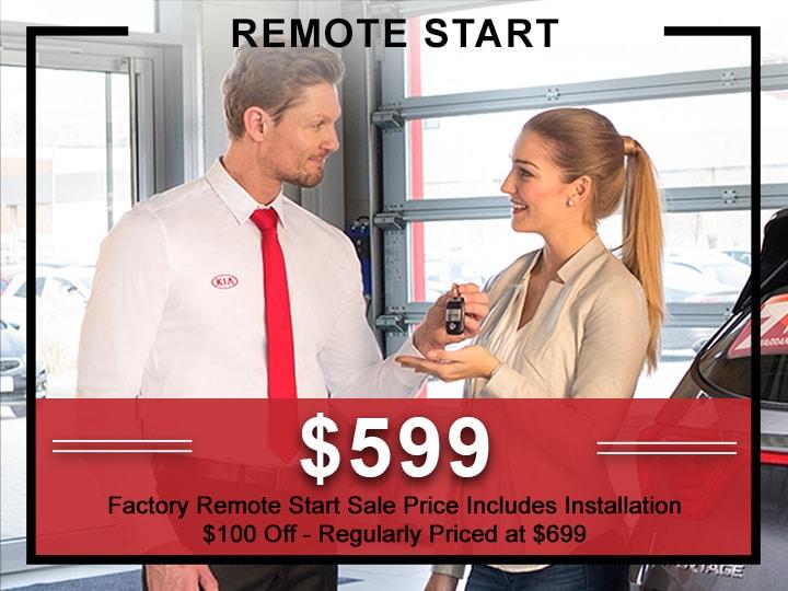 Kia Remote Start Installation Service Coupon | Allentown, PA