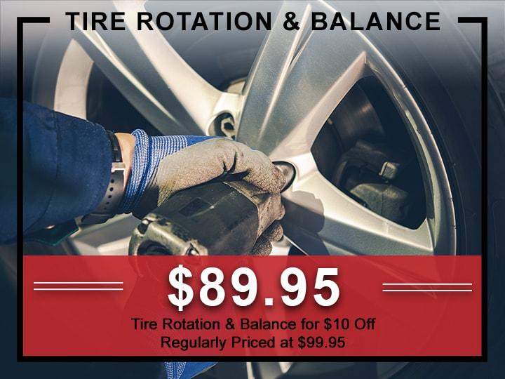 Kia Tire Rotation & Balance Service Coupon | Allentown, PA