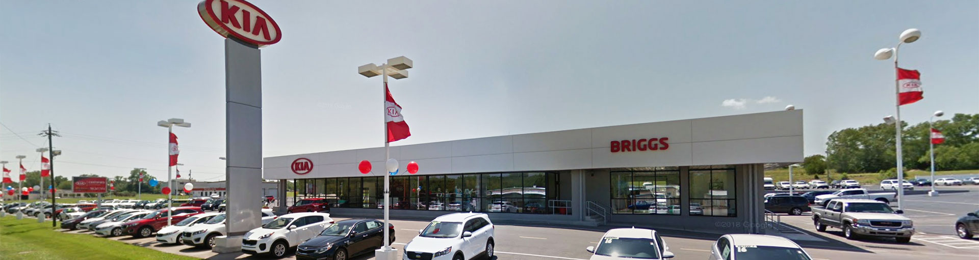 Briggs Kia Dealership in Topeka, KS