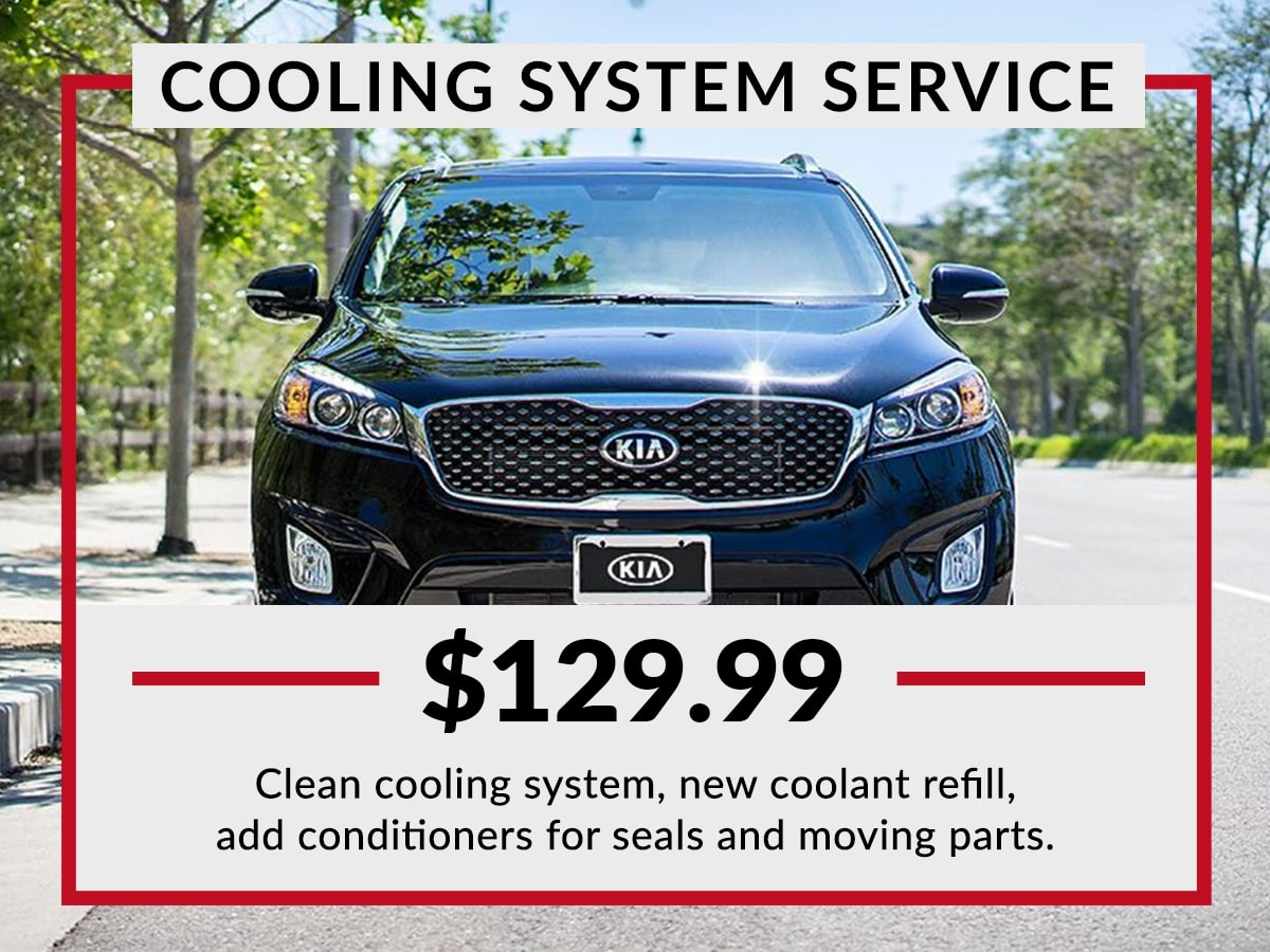 Cooling System Service Special