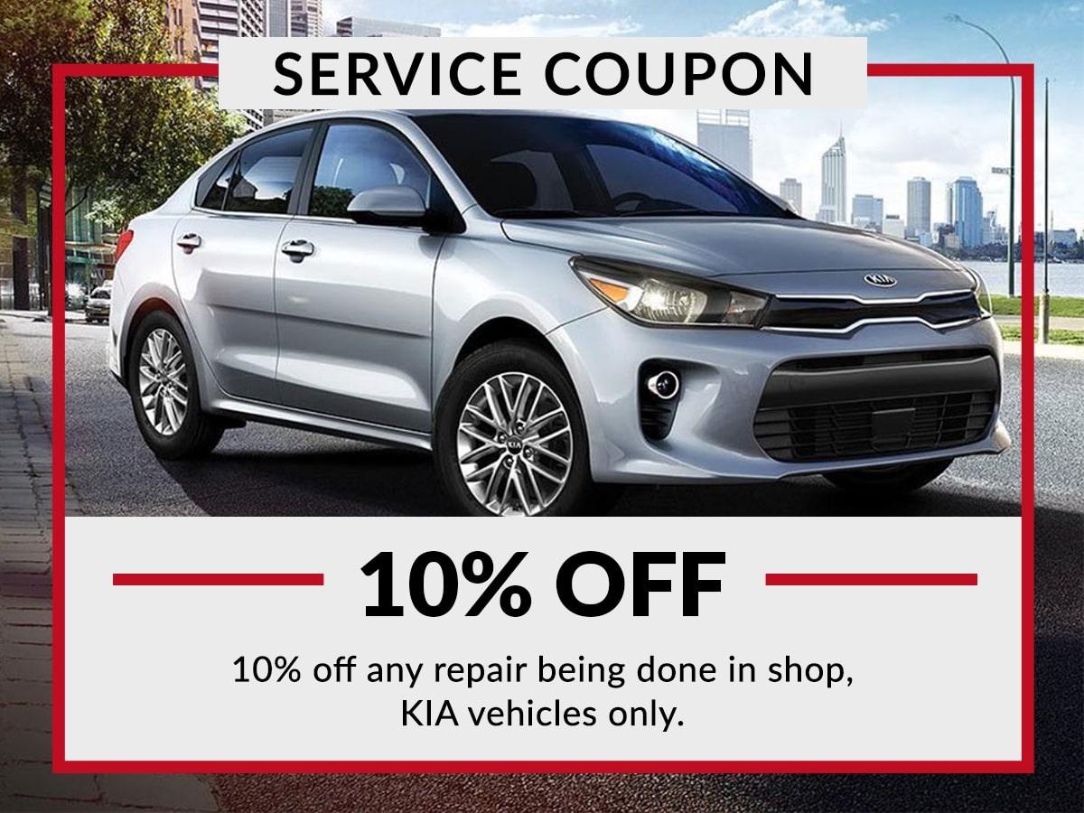 KIA Service Special