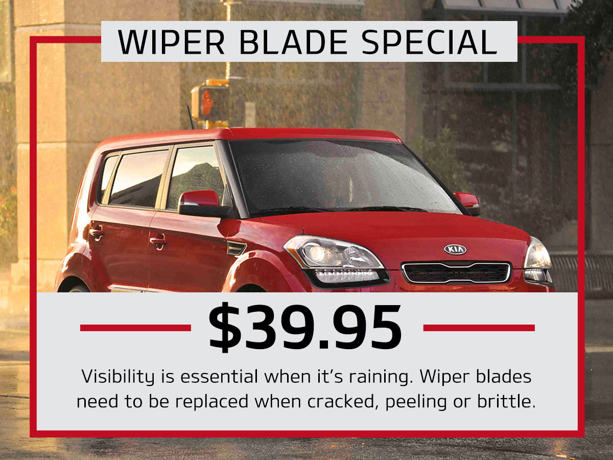 Julio Jones Kia Wiper Blade Special Coupon