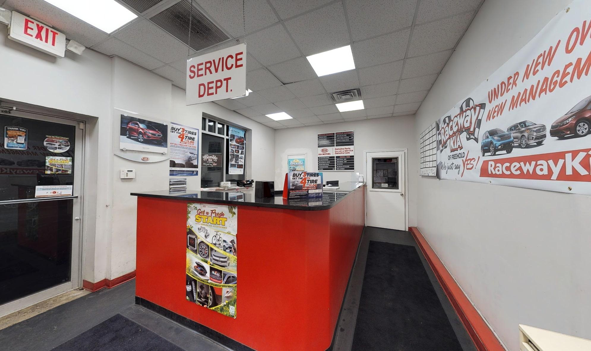 Kia Service Coupon Raceway Kia Freehold, NJ