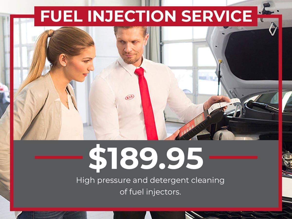 Kia Fuel Injection Service Coupon Raceway Kia Freehold, NJ