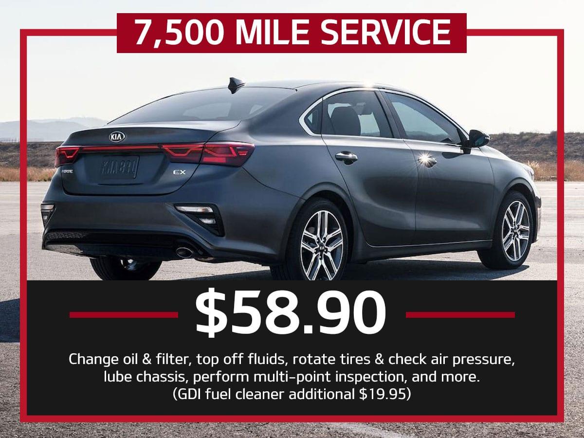 Suntrup Kia 7,500 Mile Service Special Coupon St. Louis, MO