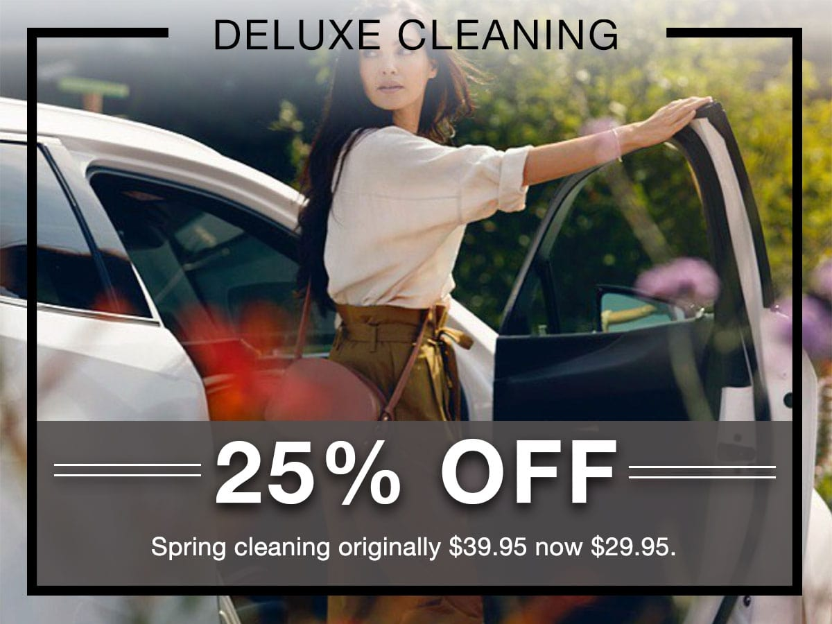 Lexus Service And Parts Special Coupons In Dublin Oh