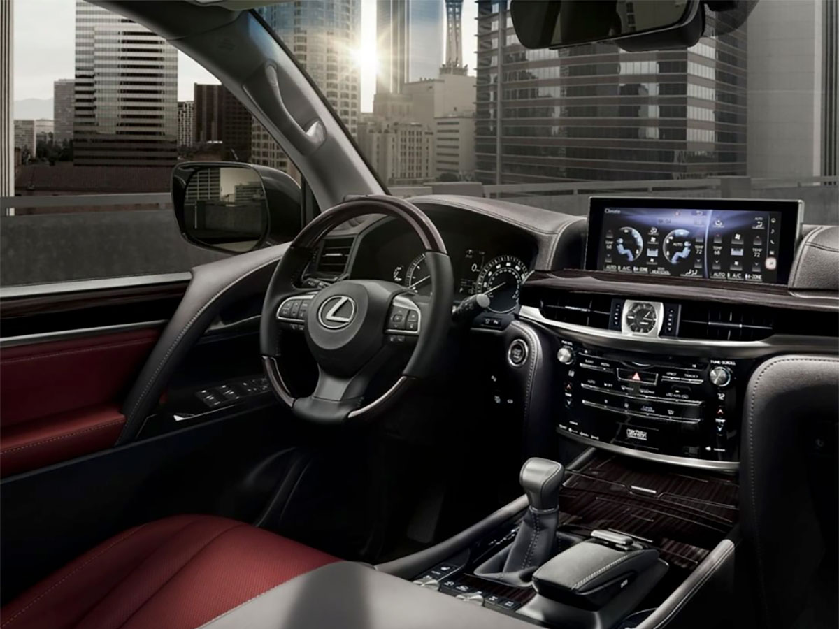 Germain Lexus of Dublin Takata Airbag Recall in Dublin, OH