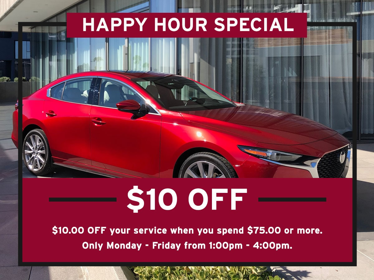 Happy Hour Service Special